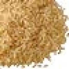 La cosecha de arroz empieza en forma firme