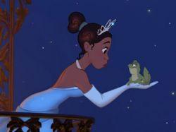 Princesa negra en Disney
