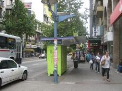 Candidatos a IMM proponen mejorar la Avenida 18 de Julio