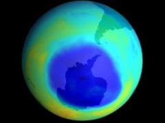 El agujero de la capa de ozono cumple 25 años
