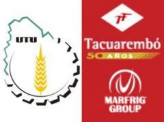 UTU recibe apoyo de Tacuarembó-Marfrig