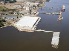 La terminal portuaria de Nueva Palmira en pleno crecimiento