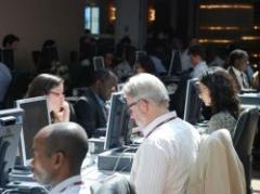 Científicos del clima en Bonn