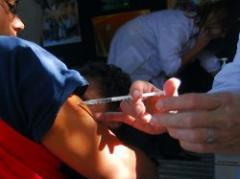 Culmina campaña de vacunación contra neumococo