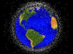 Nasa informa que desperdicios aumentan en el espacio