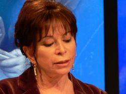 Allende ganó el Premio Nacional de Literatura de Chile