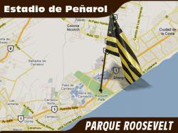 Peñarol ya tiene lugar y modelo para su nuevo estadio