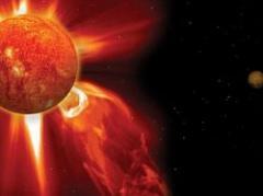 Masiva llamarada solar podría paralizar la Tierra en 2013