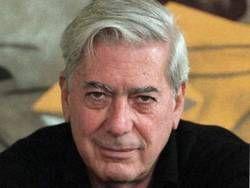 Vargas Llosa volvió al trabajo