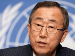 Clima: Ban Ki-moon advierte contra fracaso en Cancún