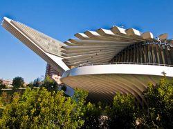 Arquitecto Calatrava condenado por derrumbe en Oviedo