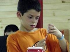 Niños insulinodependientes se irán de campamento