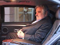 Mujica se entrevistó con el primer ministro noruego