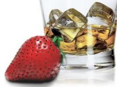 Frutillas son ideales para recuperarse de resacas