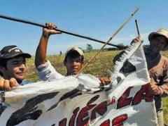 UTAA desocupa predio privado en Bella Unión