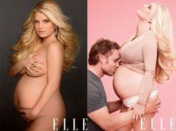 Jessica Simpson falsas fotos desnudas