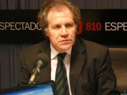 """Almagro: Uruguay es un país """"amigo de Israel"""" pero que toma decisiones """"sin admitir presión de ningún lado"""""""