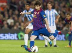 Messi sigue festejando pese a ser vicecampeón