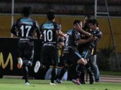 Deportivo Quito aplastó a la U de Chile