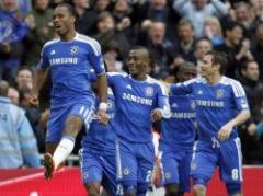Chelsea campeón de la FA Cup; le ganó a Liverpool 2 a 1