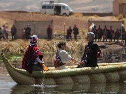 El casamiento indígena del vicepresidente boliviano