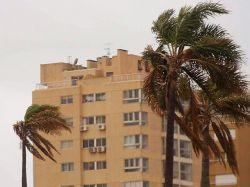 "Brasil alerta por ""ciclón extratropical"" en Uruguay"