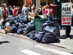 Turistas califican a Nueva York como una ciudad muy sucia