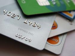 Más montos transados por tarjetas de crédito