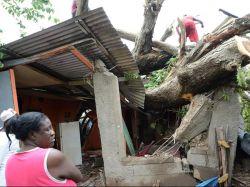 """Huracán """"Sandy"""" azotó el centro de Bahamas"""