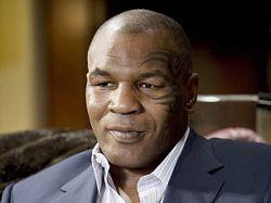 Tyson recordó cuando encontró a su esposa con Brad Pitt