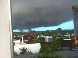 Murió un hombre en Soriano en el momento del tornado