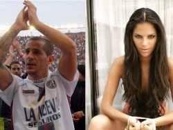 Jugador de San Lorenzo quiso seducir a hermana de Abreu