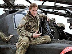 Príncipe Harry admitió que mató talibanes
