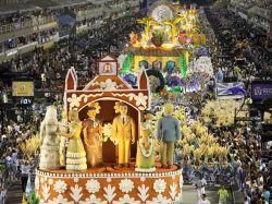 Vila Isabel ganó el Carnaval de Río de Janeiro