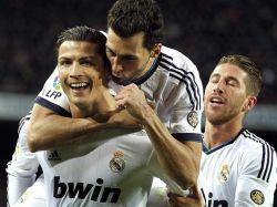 C. del Rey: Cristiano Ronaldo conduce al Real a la final