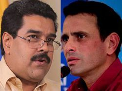 Maduro le saca 15 puntos a Capriles en intención de voto