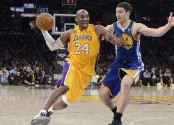 Kobe Bryant lesionado se pierde el resto de la temporada