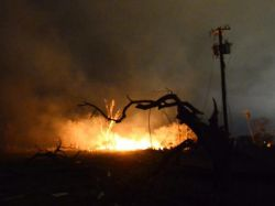 Texas: creen que puede haber hasta 15 muertos en explosión