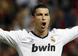 Cristiano Ronaldo fue detenido por conducir sin licencia