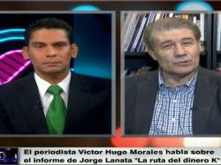 Víctor Hugo Morales arremetió contra la CNN