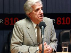 Vázquez insta a EEUU a definir una agenda común con AL