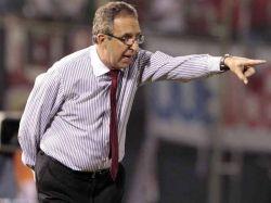 Pelusso renunció como director técnico de Paraguay