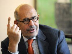 El Baradei, Nobel de la paz, nuevo primer ministro egipcio