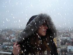 Servicio meteorológico de EEUU pronostica nieve en Uruguay