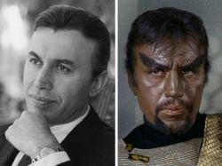"Fallece el original comandante Kang de ""Star Trek"""