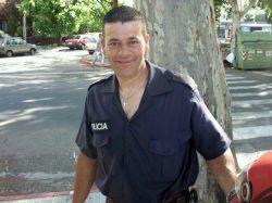 Velaron al policía que murió en tiroteo en Pocitos
