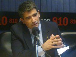 """Raúl Sendic (Ancap): planta desulfurizadora producirá """"combustibles de alta calidad"""" para """"blindar el negocio de refinación"""""""
