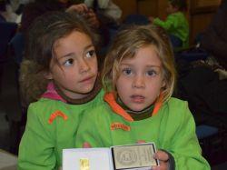 Niños de 3 años sorprenden en Feria de Clubes de Ciencias