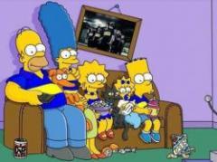 Los Simpson son de Boca