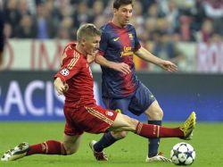 Adidas quiso a Lionel Messi en Bayern Munich